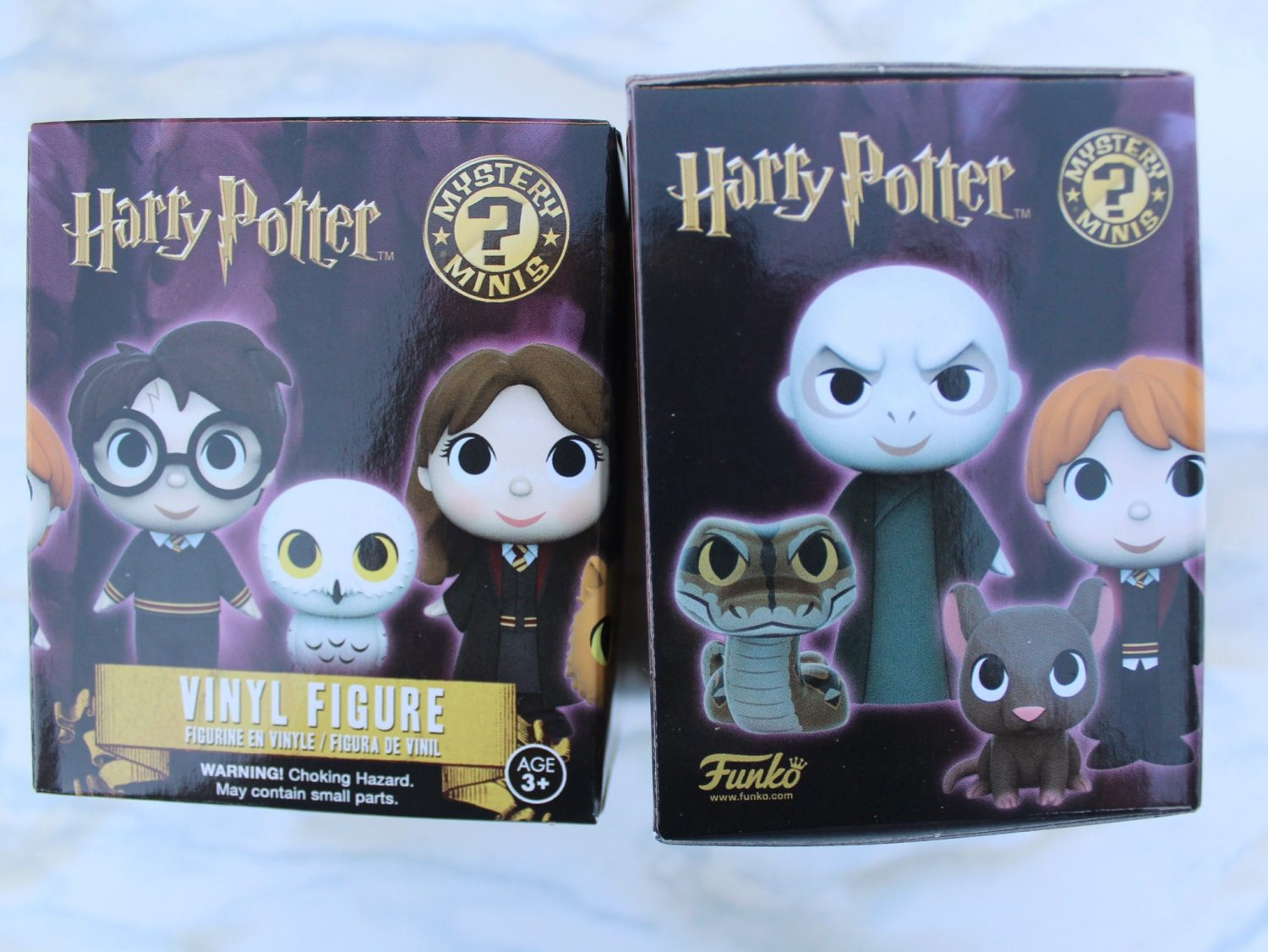 Blind Box Amp Bag Roundup 32 Funko Harry Potter Mystery