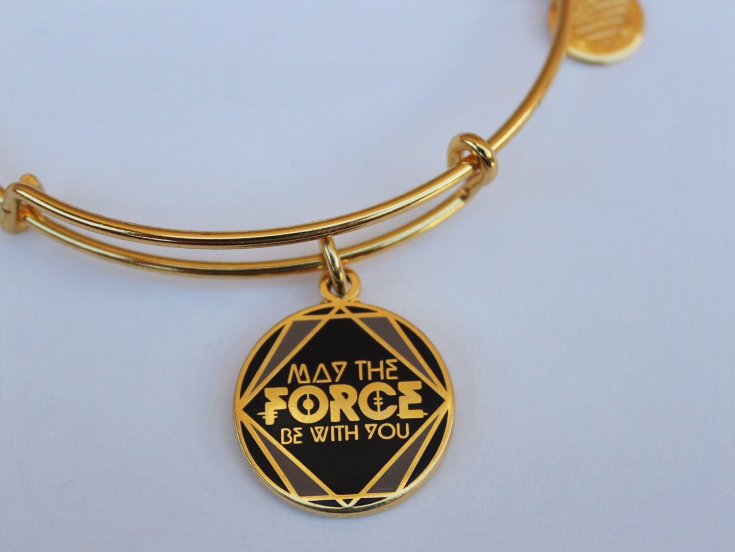 May the Force Be With You Alex and Ani Bracelet