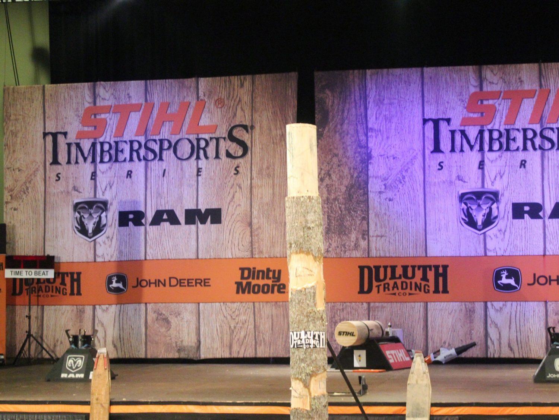 STIHL Timbersports Series 2016