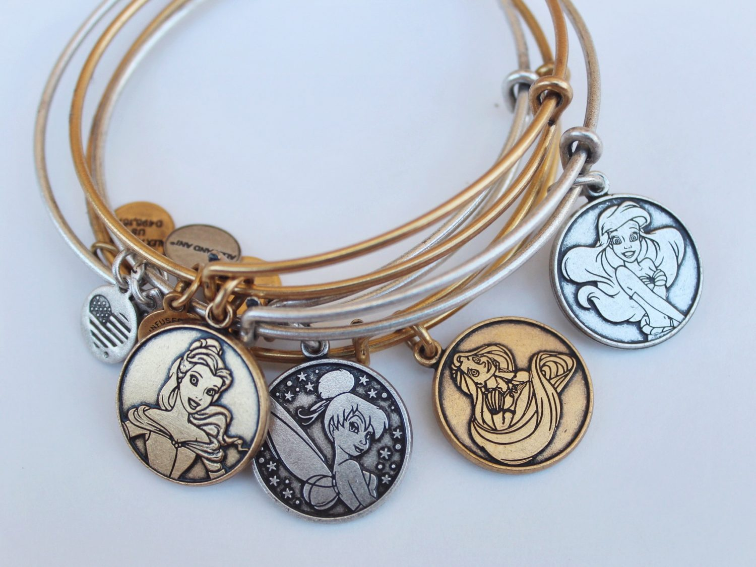 Tangled Alex And Ani Bracelet