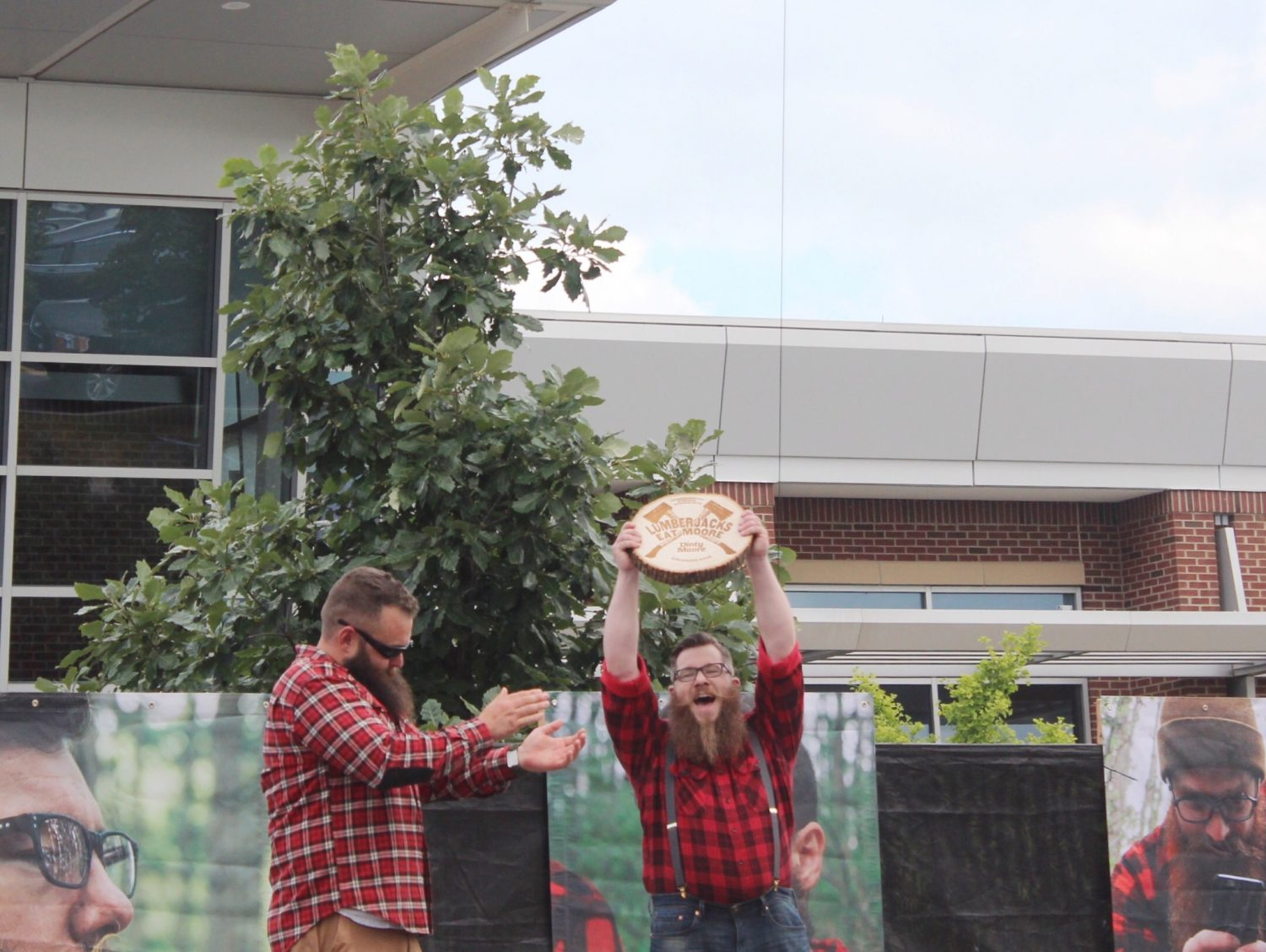 The Dinty Moore Lumbersexual to Lumberjack Competition