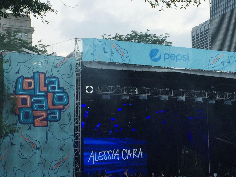 Alessia Cara Lollapalooza