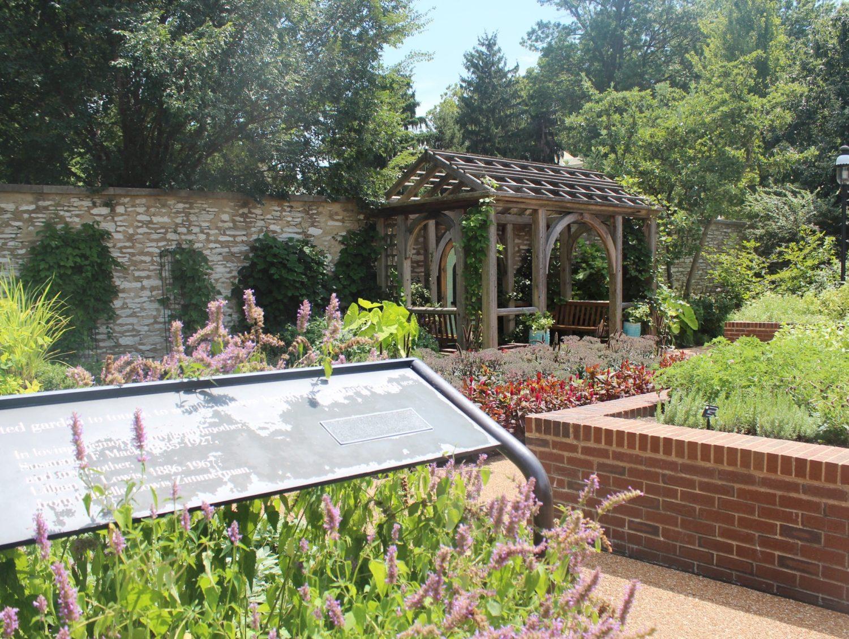 Botanical Garden in St. Louis