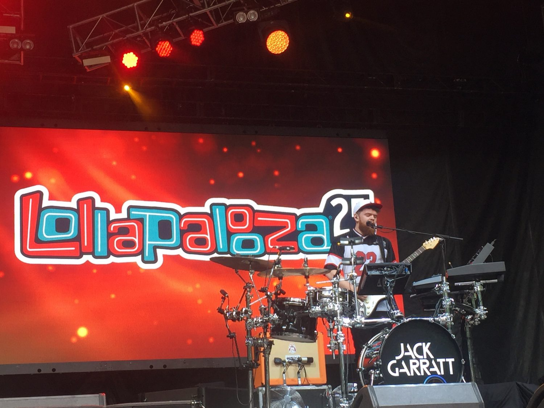 Jack Garratt Lollapalooza
