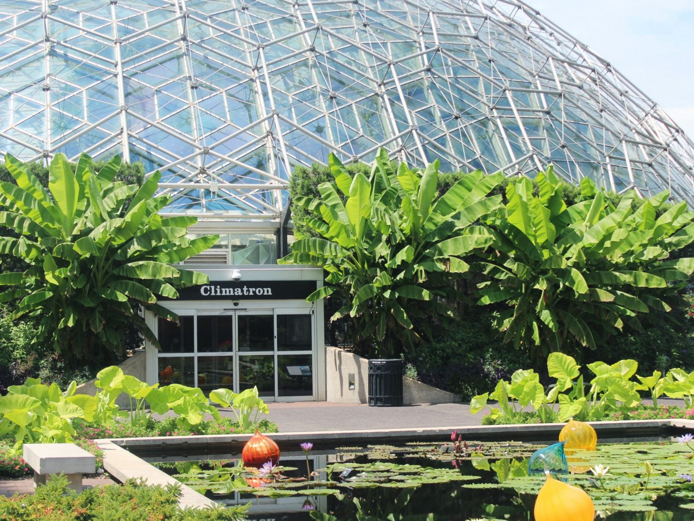 Missouri Botanical Garden Climatron