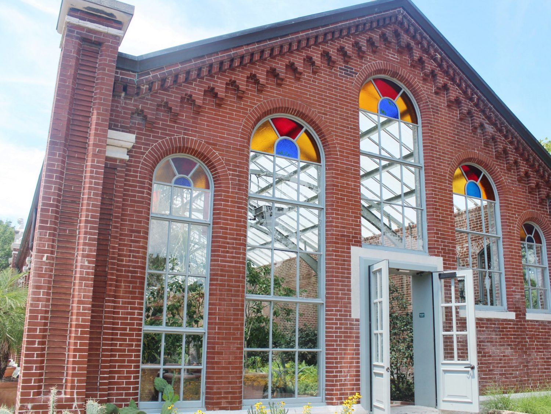 Missouri Botanical Garden Glass House