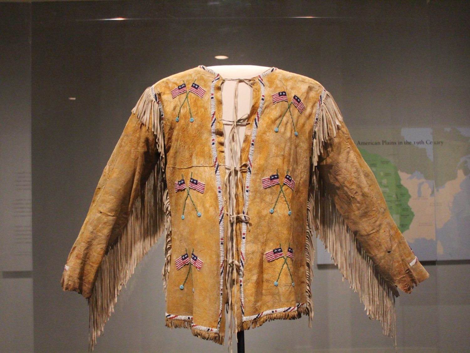 Saint Louis Art Museum Native American Exhibit