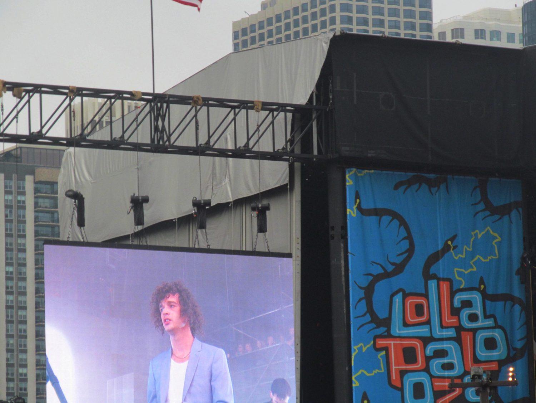 The 1975 Lollapalooza