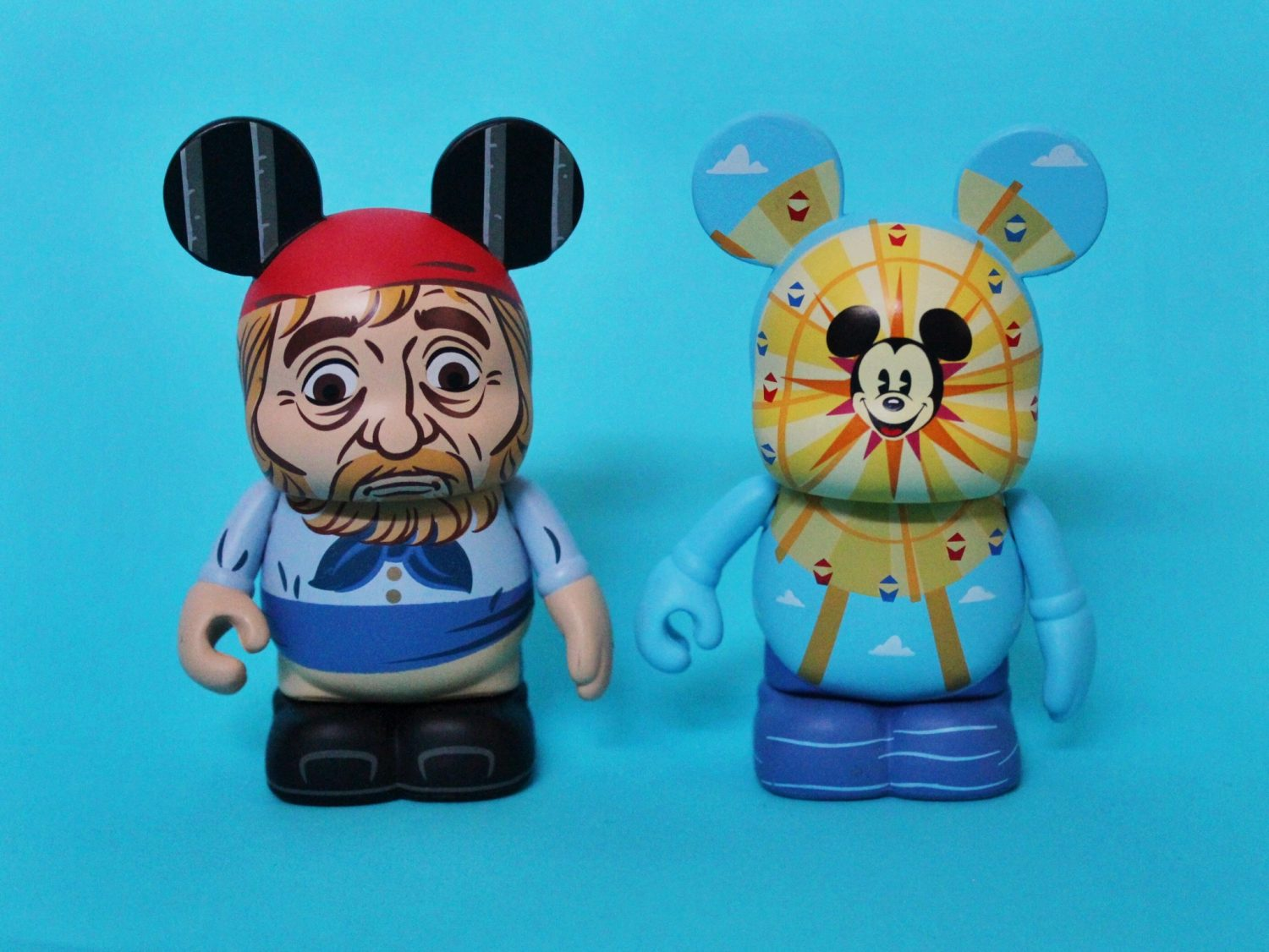 pirates of the caribbean vinylmation