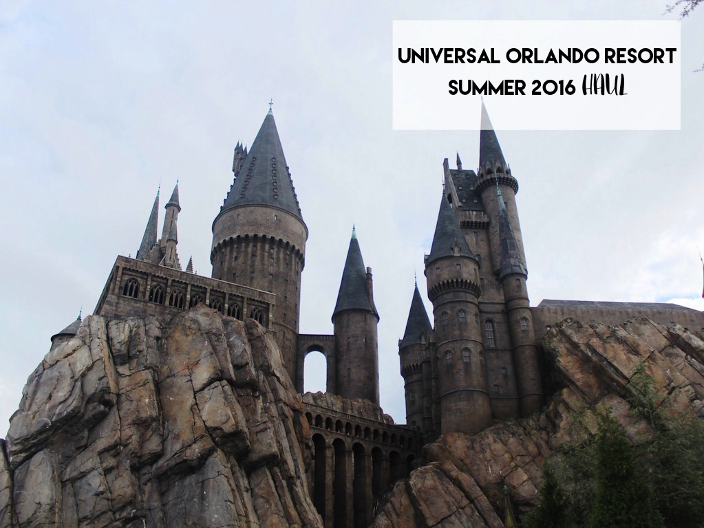 Universal Orlando Resort Haul