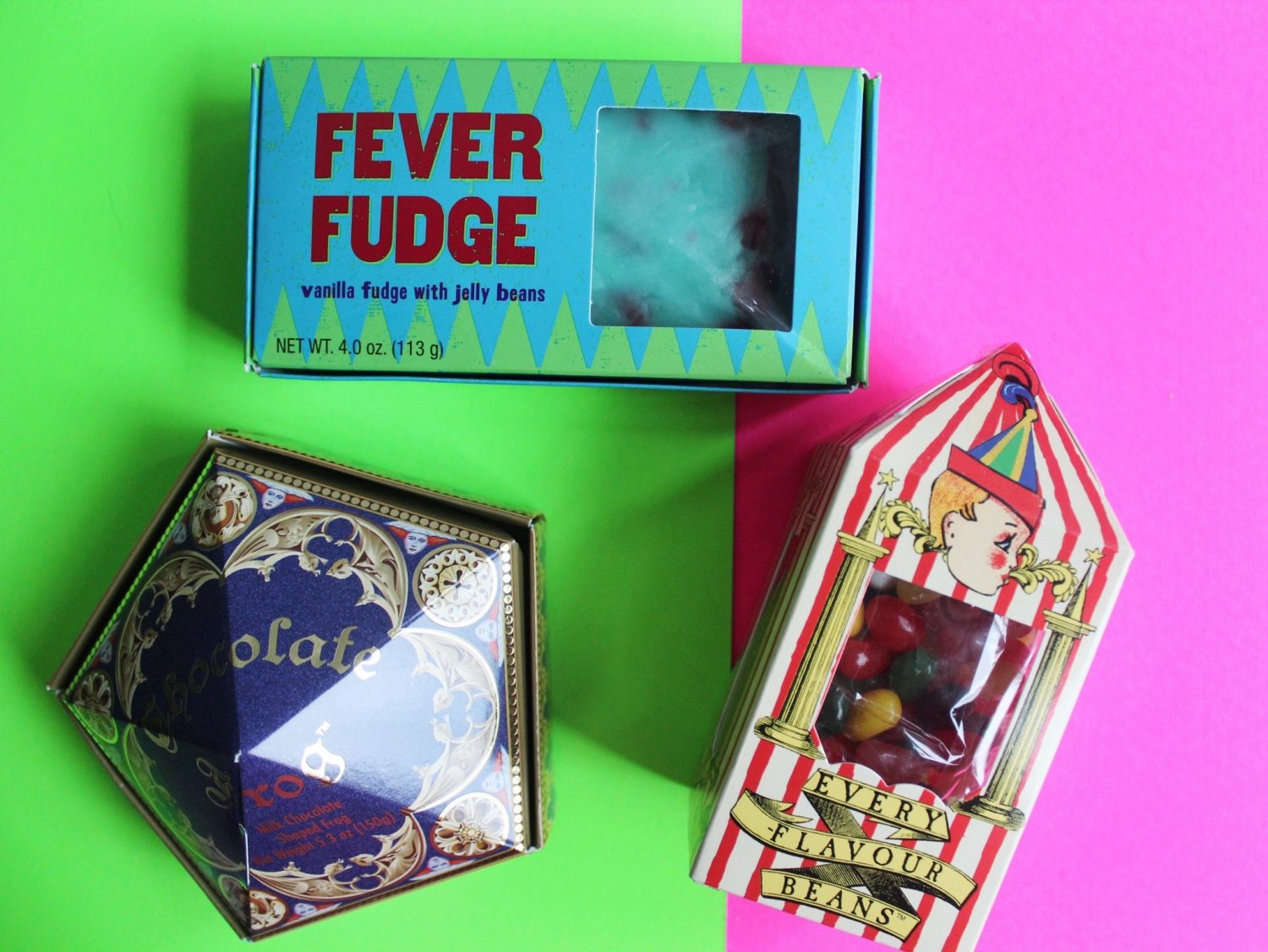 Wizarding World of Harry Potter Bertie Botts Every Flavor Beans