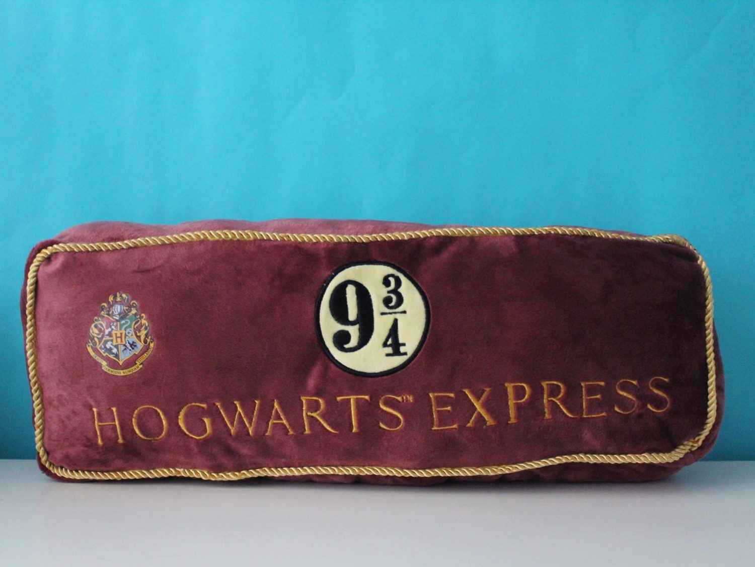 Wizarding World of Harry Potter Hogwarts Express Pillow