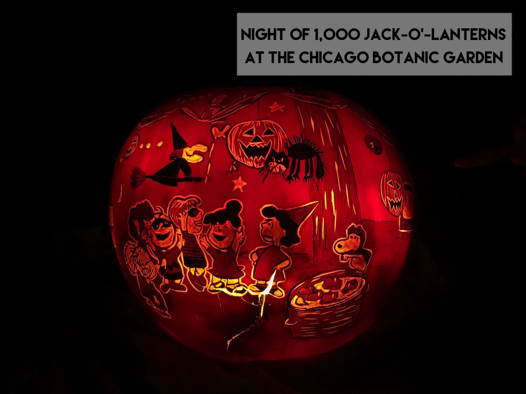 Night of 1,000 Jack-o'-Lanterns