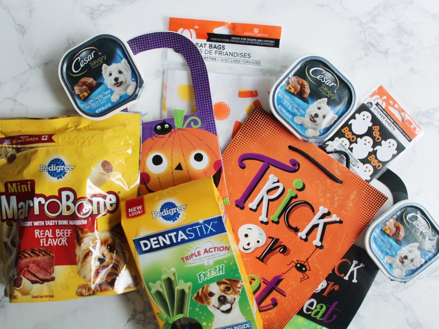 Halloween Basket ideas for dogs