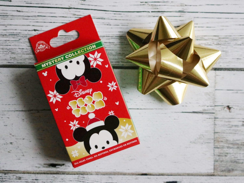 Disney Holiday Mystery Tsum Tsum Pins