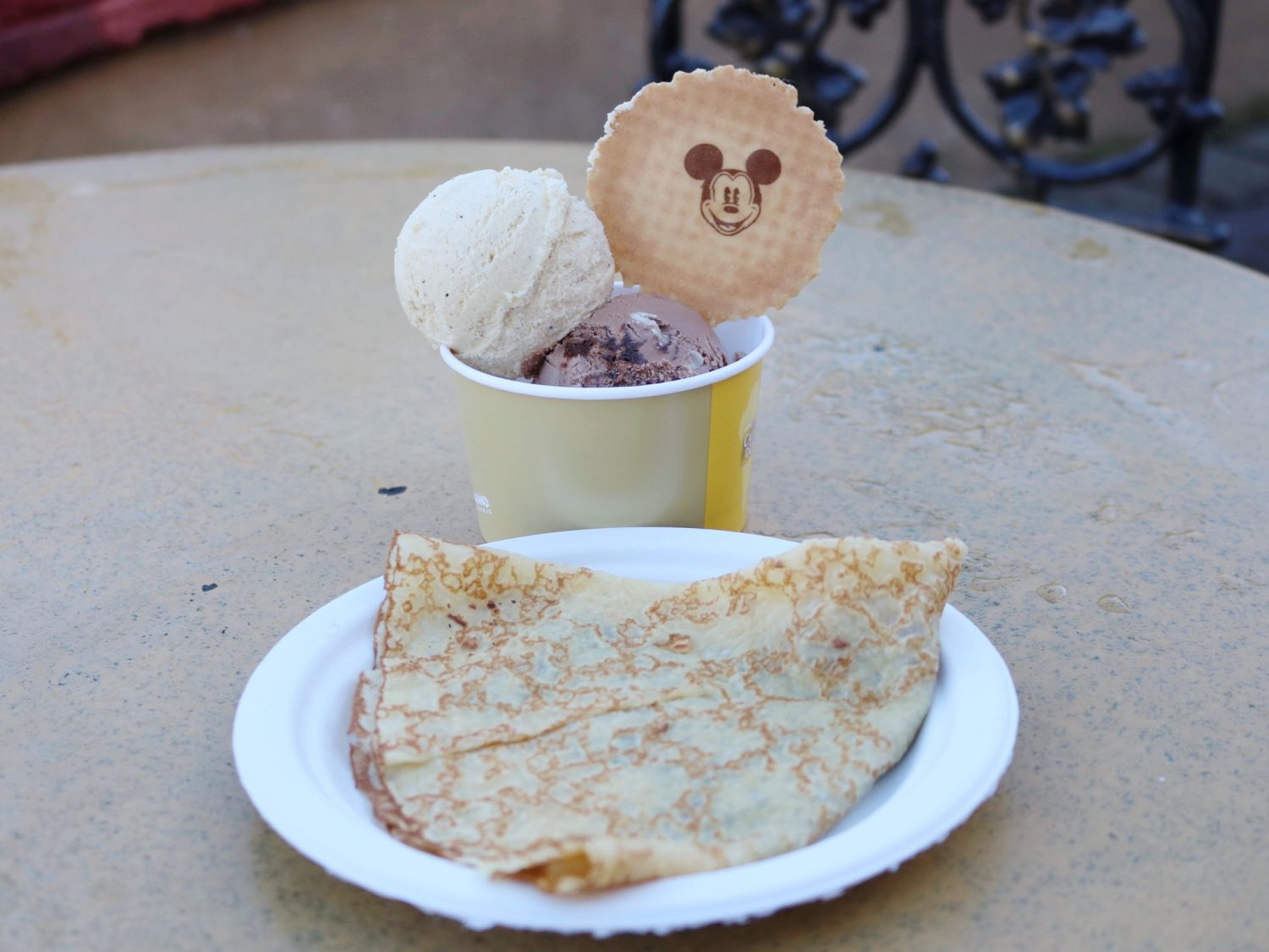 best snacks at Disneyland Paris