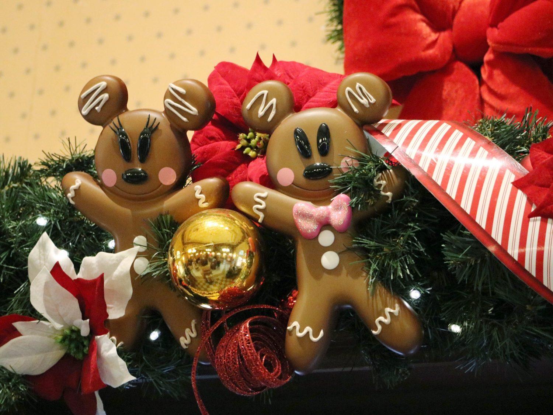 Christmastime at Disneyland Paris