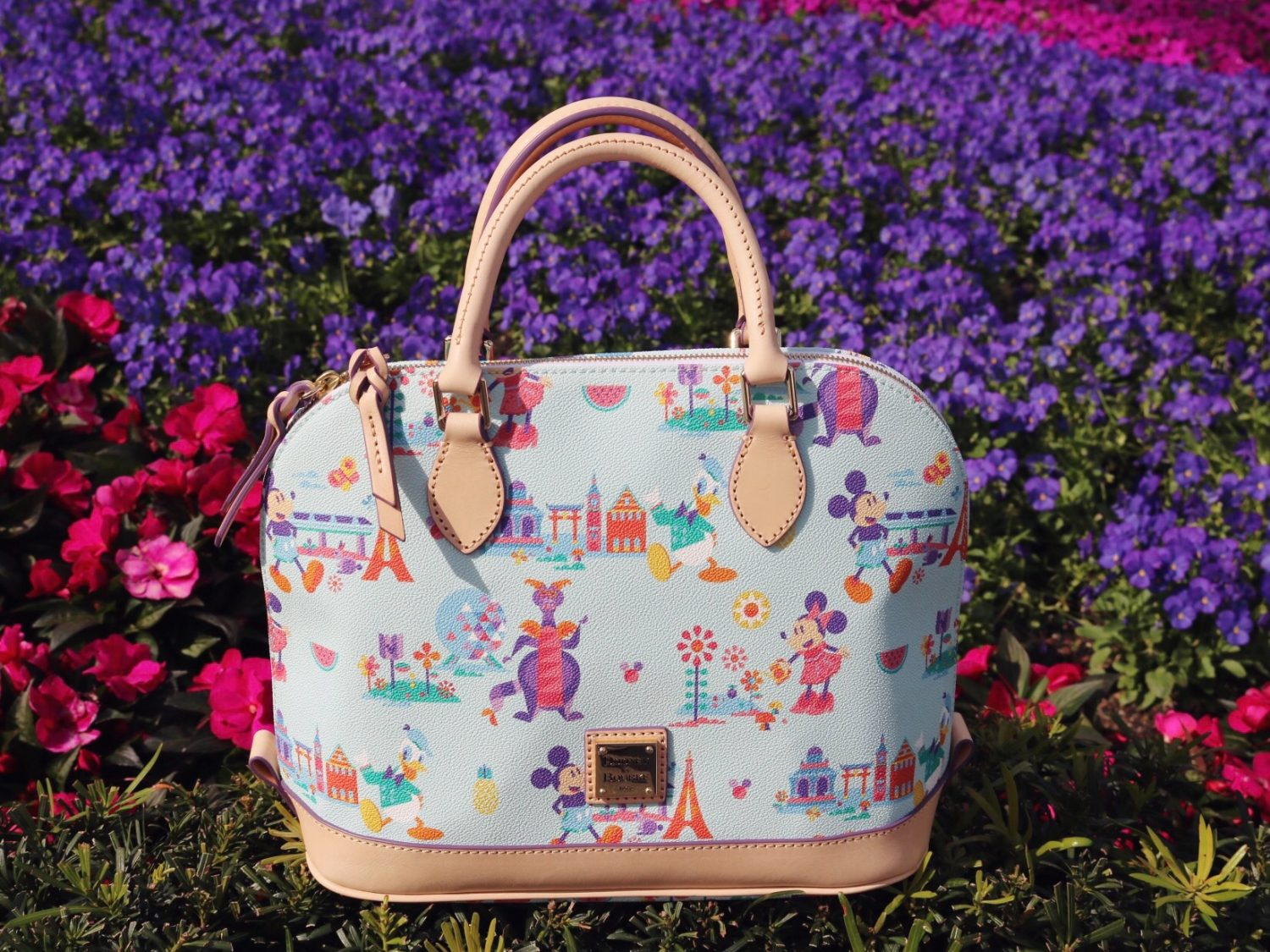 Epcot International Flower and Garden Festival Dooney and Bourke