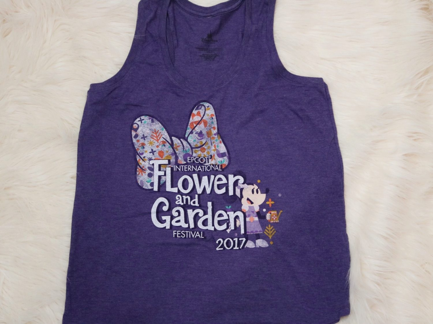 2017 Epcot International Flower and Garden Tank Top