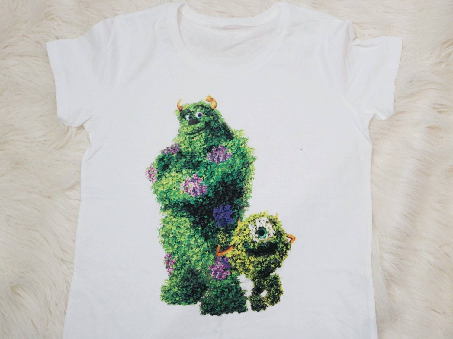 Monster's Inc Topiary Tee Shirt
