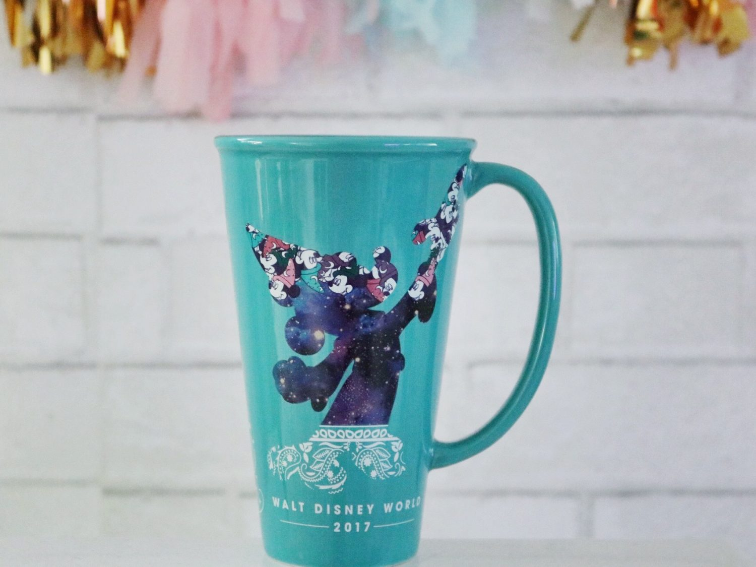 Walt Disney World 2017 Sorcerer Mickey Mug