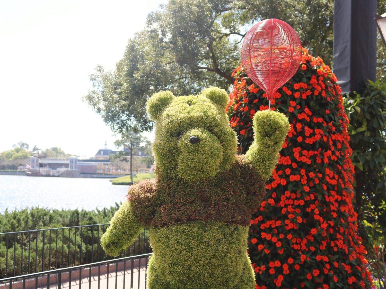 Epcot International Flower and Garden Festival