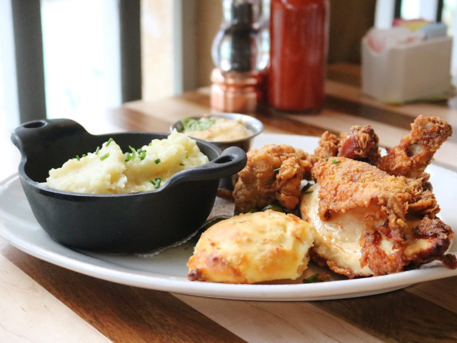 Chef Art Smith's Homecomin' Art's Famous Fried Chicken
