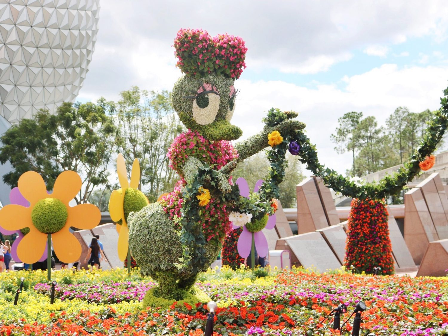 Epcot International Flower And Garden Festival Disney World Simply Sinova