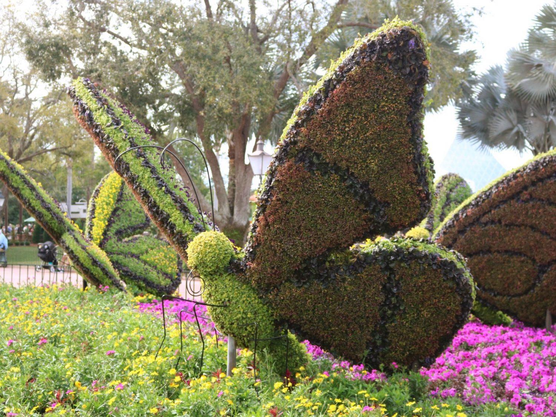 Epcot International Flower and Garden Festival | Disney World ...