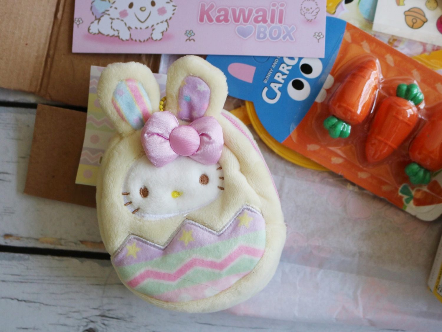 Kawaii Box Hello Kitty
