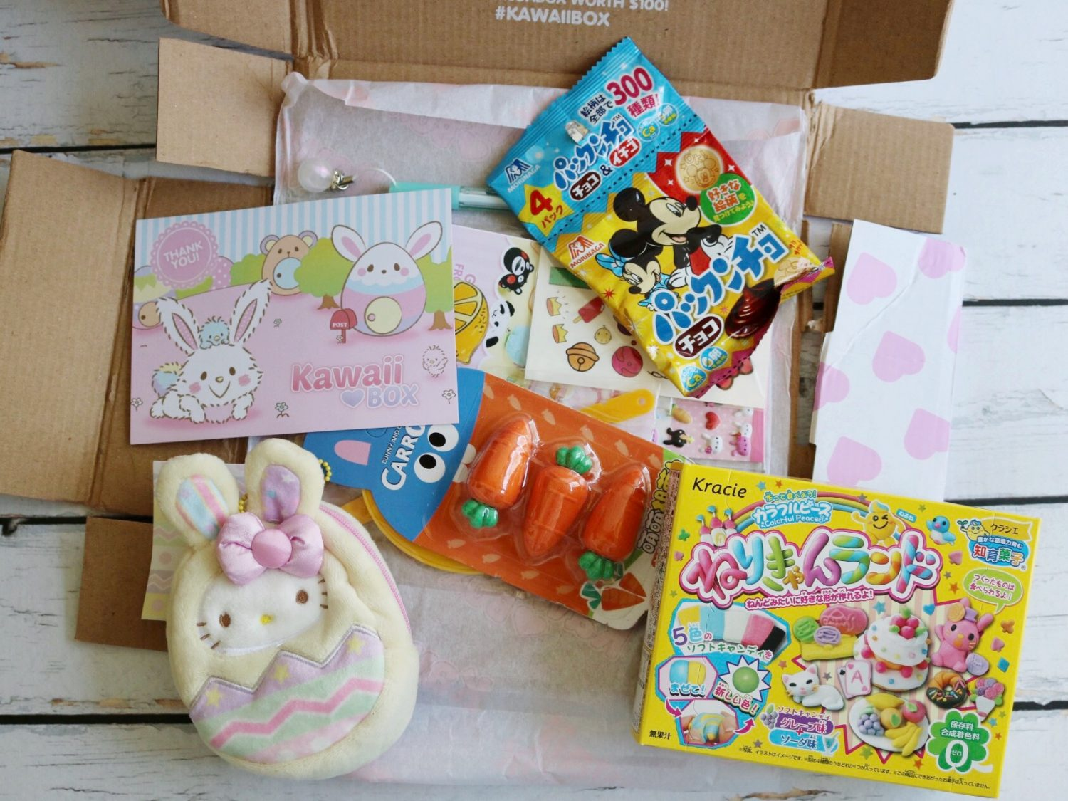 Kawaii Box Monthly Kawaii Subscription Box