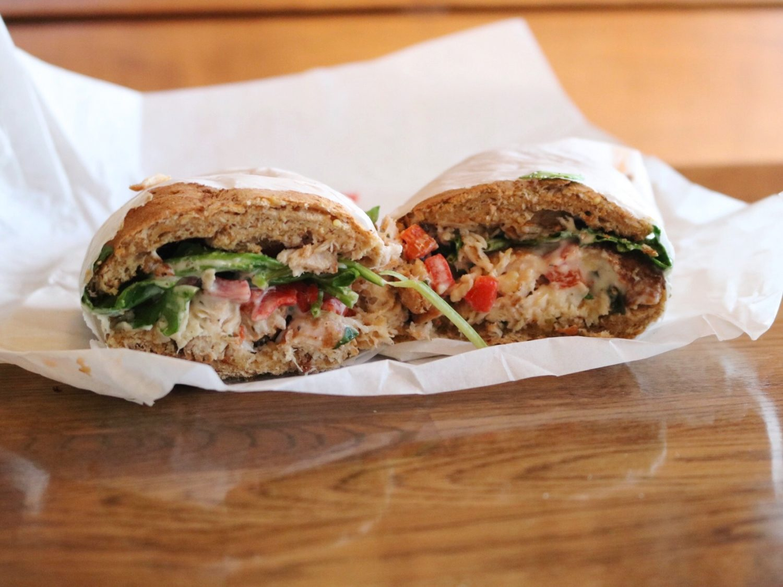 Potbelly Turkey Fresco Sandwich