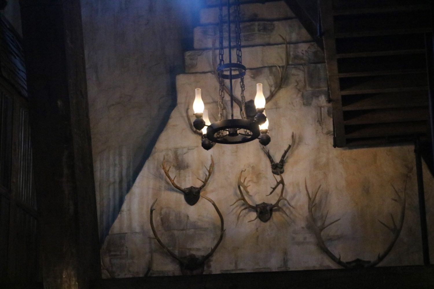 The Three Broomsticks Restaurant