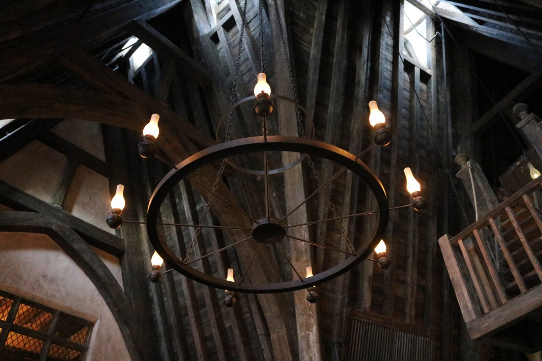 Wizarding World of Harry Potter Restaurants