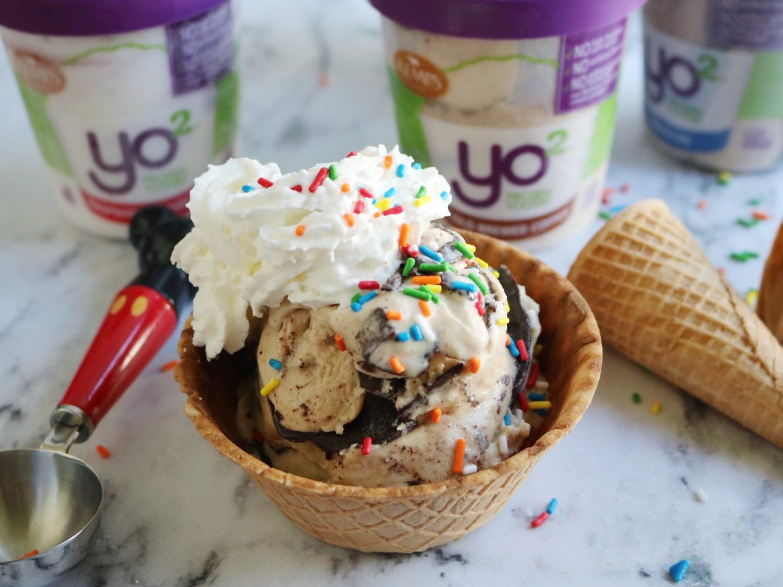 Kemps Yo2 Frozen Yogurt