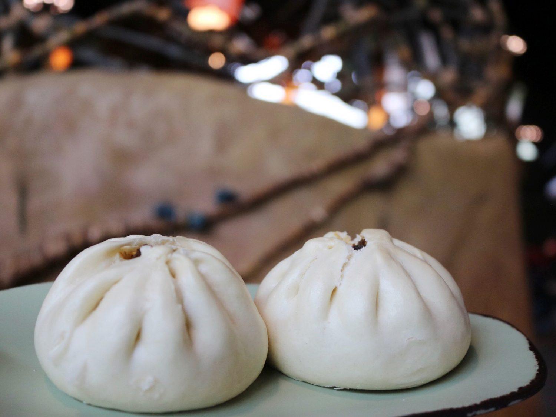 Cheeseburger Steamed Pods - Bao Buns Pandora