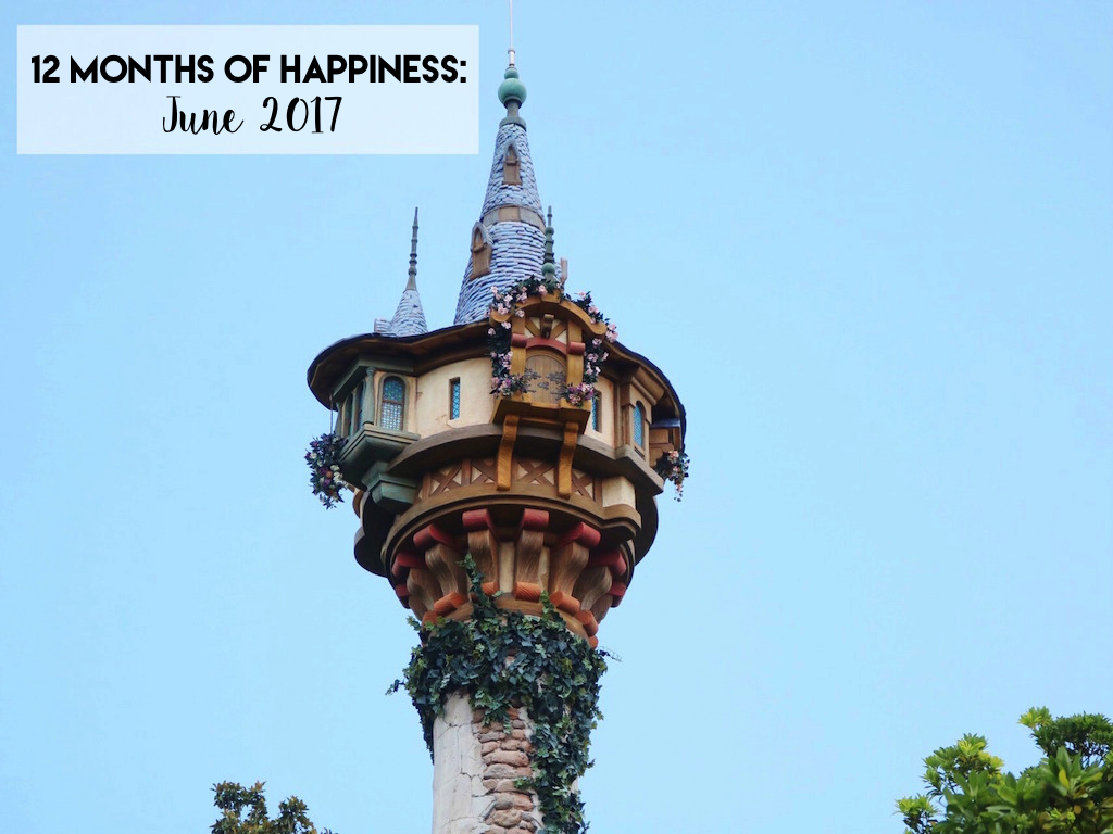 12 Months of Happiness: June 2017
