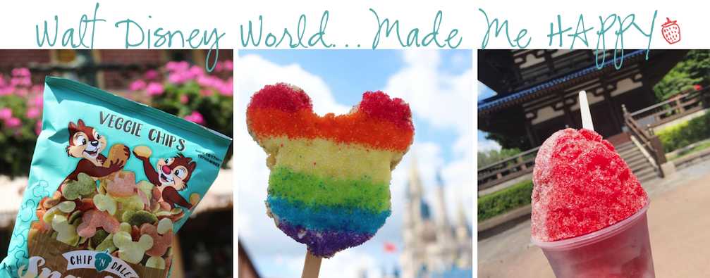 Best Disney World Snacks