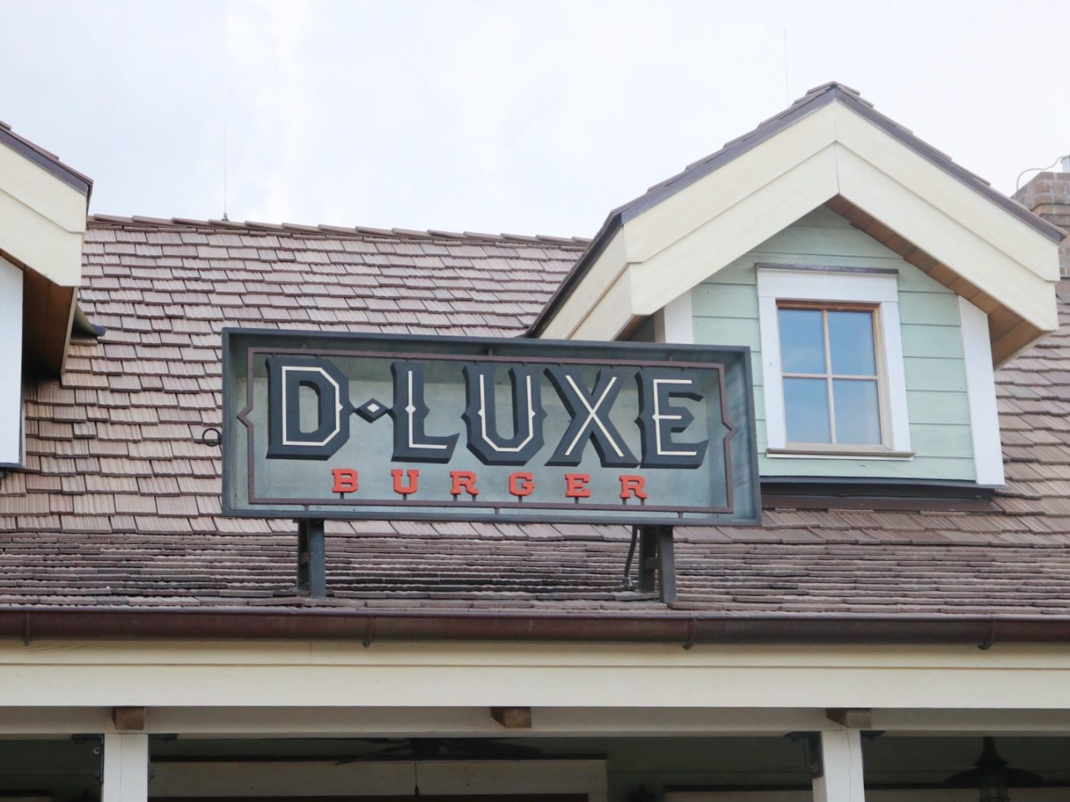 D-Luxe Burger Disney Springs