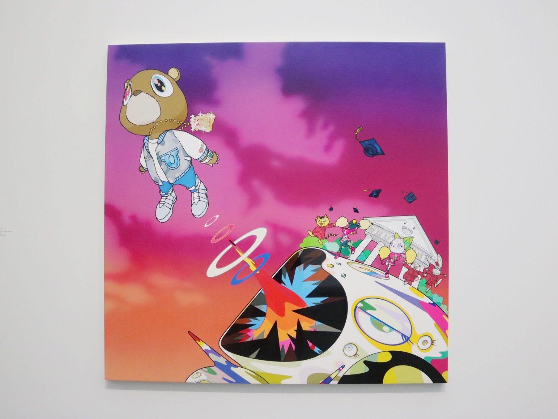Takashi Murakami Kanye West