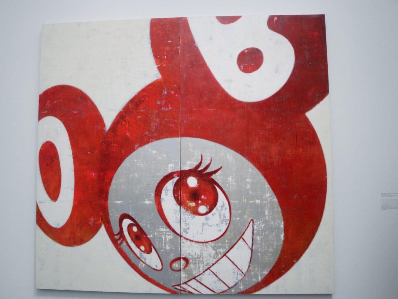 Takashi Murakami: The Octopus Eats its Own Leg Exhibit