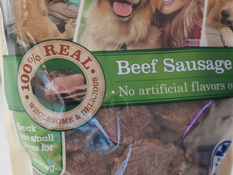 Milo's Kitchen home-style dog treats