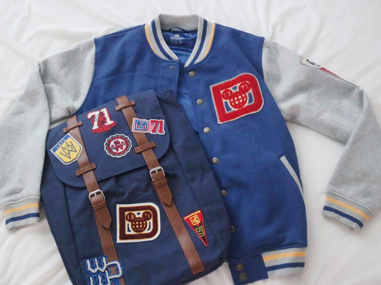 Walt Disney World Varsity Jacket