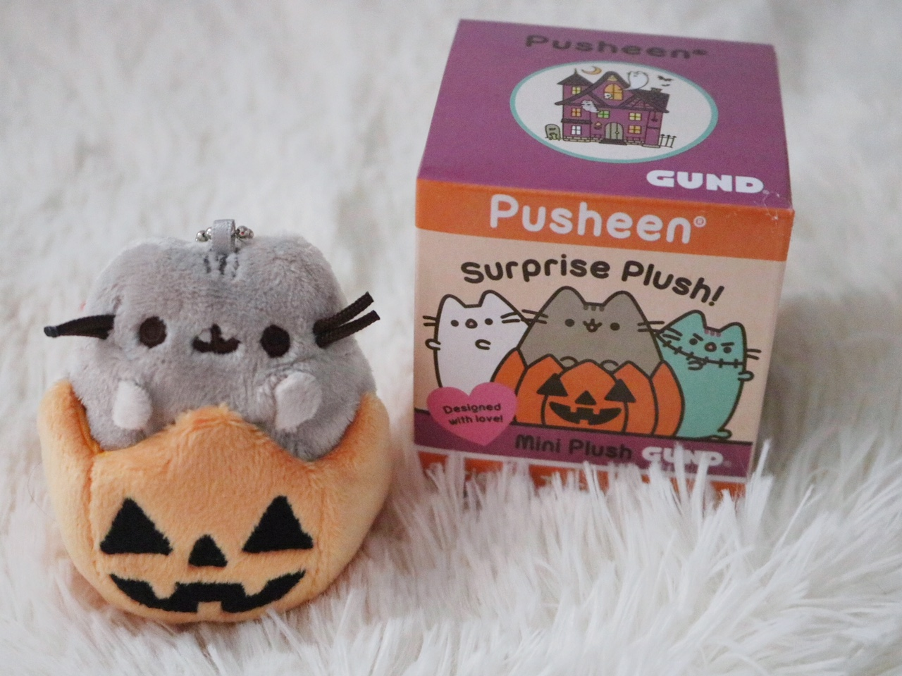 Pusheen Surprise Plush Blind Box
