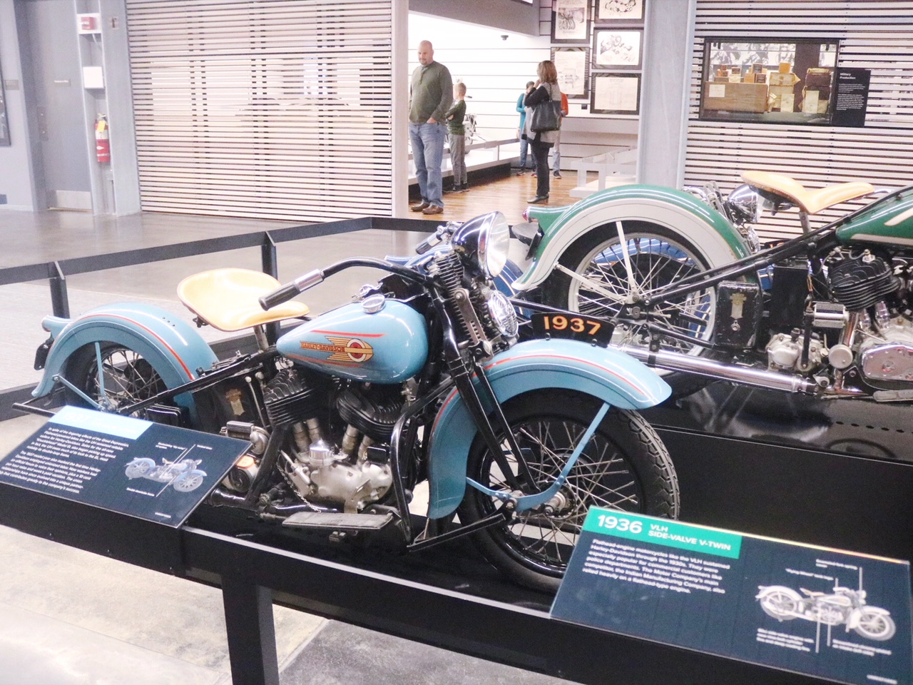 Exploring The Harley Davidson Museum Milwaukee