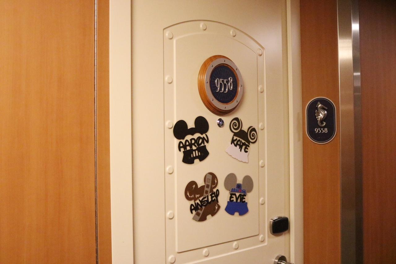 Decorating Your Disney Cruise Line Stateroom Door