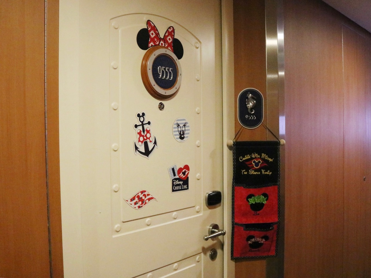 Decorating Your Disney Cruise Line Stateroom Door