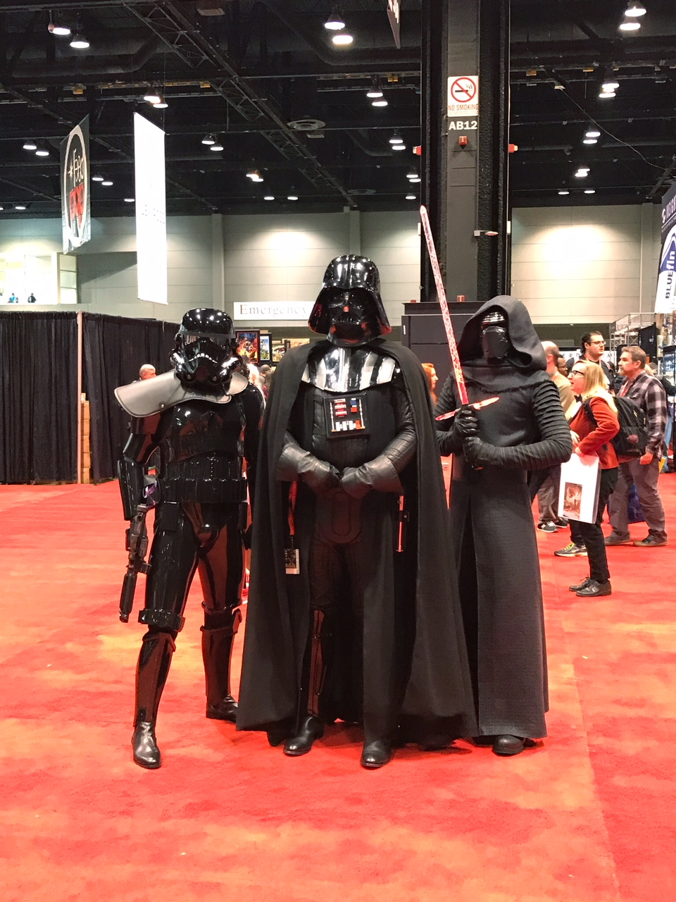 Star Wars Group Cosplay