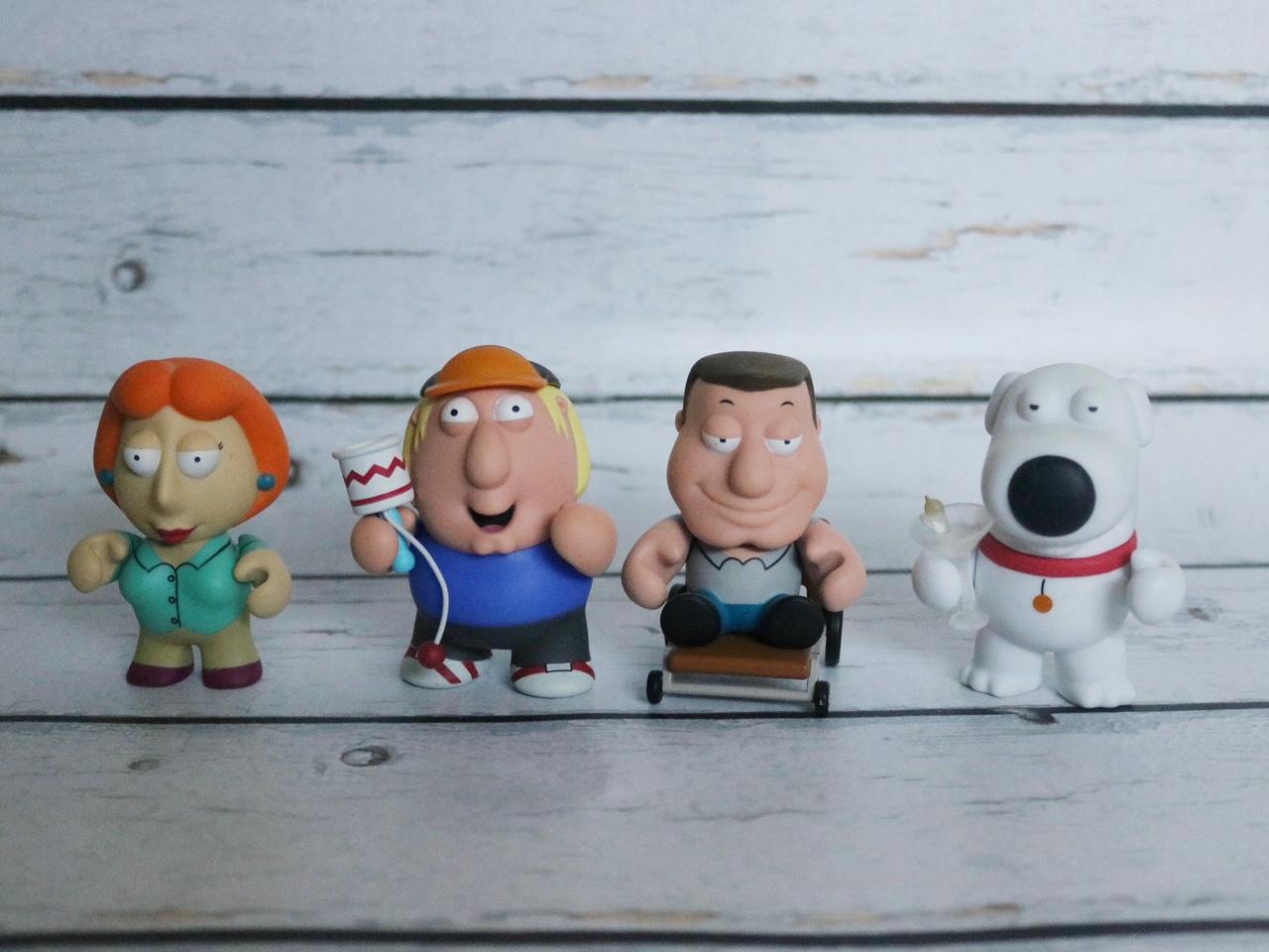Kidrobot Family Guy