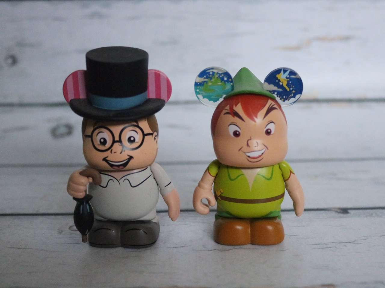 Disney Peter Pan Vinylmation Set